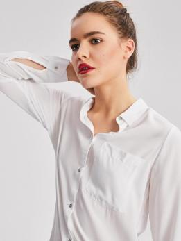 Сорочка жіноча д/р CLASSI