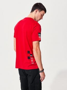 Теніска чоловіча DAKAR DEXT 01